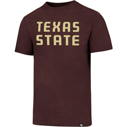 '47 Texas State University Wordmark Club T-shirt