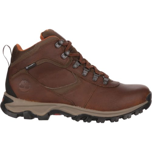 Display product reviews for Timberland Men's Mt. Maddsen Waterproof Mid Hiking Boots