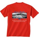 New World Graphics Men's University of Mississippi Friends Stadium T-shirt - view number 1