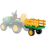 Peg Perego Kids' John Deere Stake-Side Trailer - view number 2