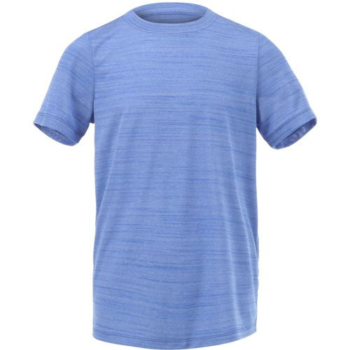 Display product reviews for BCG Boys' Melange Turbo Crew Neck Training T-shirt