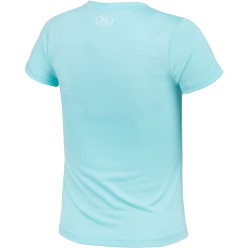 Under Armour Girls' Stations Short Sleeve T-shirt - view number 2