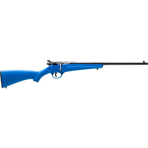 Savage Arms Youth Rascal .22 LR Single-Shot Bolt-Action Rifle