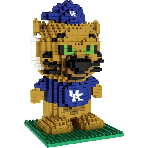 Forever Collectibles University of Kentucky 3-D BRXLZ Mascot Puzzle