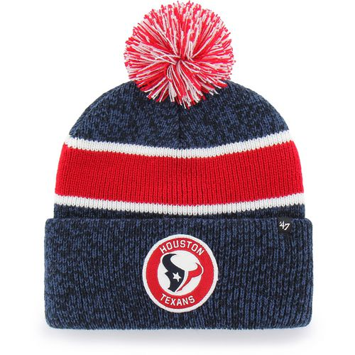 '47 Houston Texans Noreaster Cuff Knit Hat