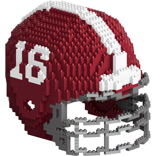 Forever Collectibles University of Alabama BRXLZ 3-D Mini Helmet Puzzle