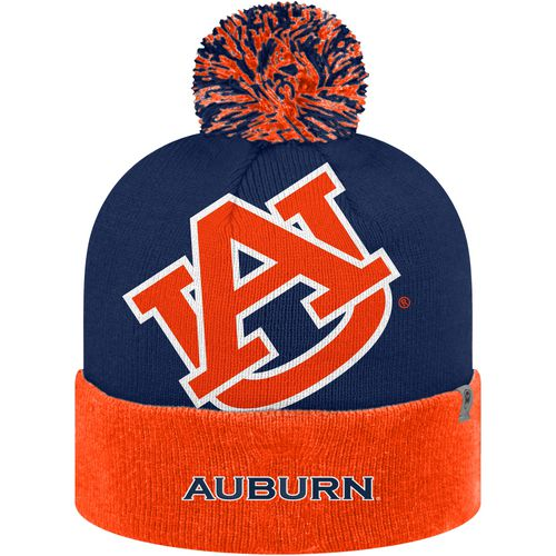 Top of the World Men's Auburn University Blaster 2-Tone Knit Cap