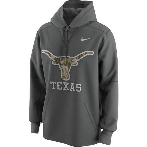 Nike Men's University of Texas Camo Circuit Hoodie