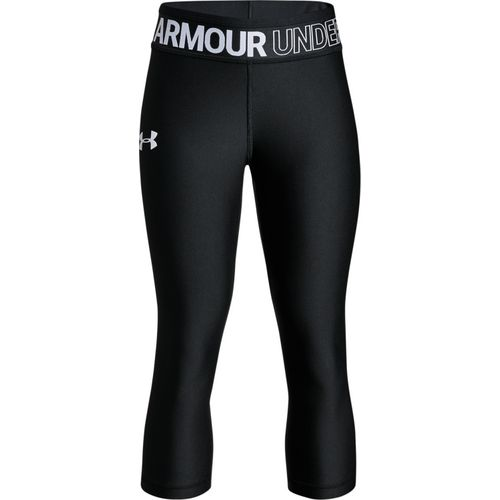 Under Armour Girls' HeatGear Armour Capri Pant