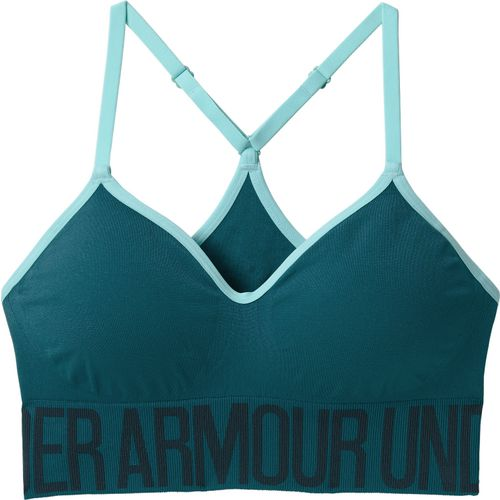 Display product reviews for Under Armour Women's Armour Seamless Sports Bra with Cups