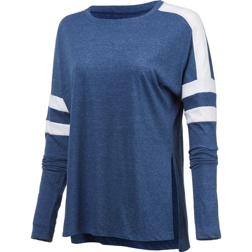 BCG Women's Athletic Varsity Long Sleeve T-shirt