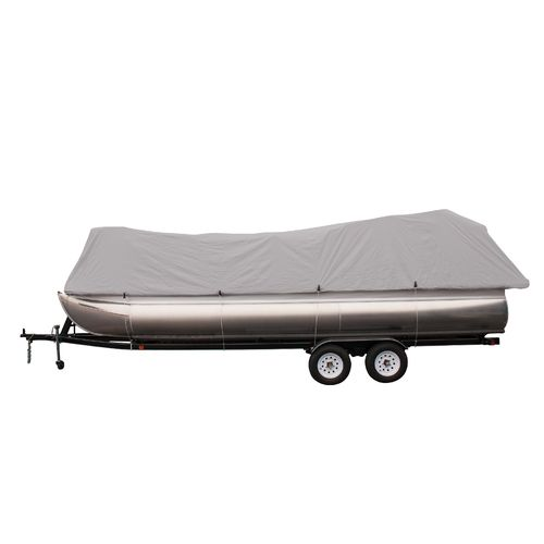 Image for Marine Raider Model A Pontoon Boat Cover from Academy