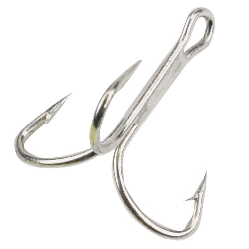 Mustad Triple Grip 2X Treble Hooks 10-Pack