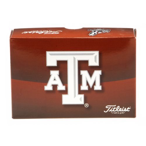 Display product reviews for Titleist Collegiate Custom Golf Balls 6-Pack