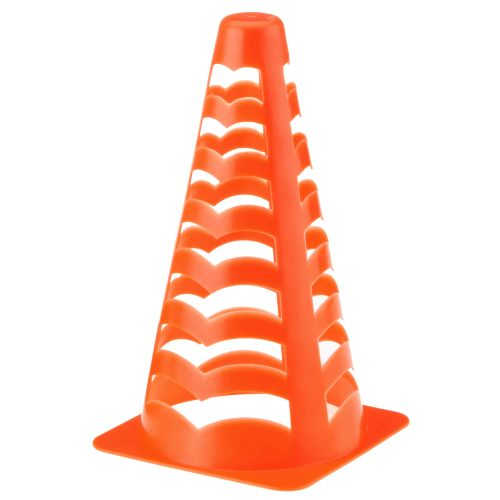 Image for Brava® Soccer Orange Sport Cones 4-Pack from Academy