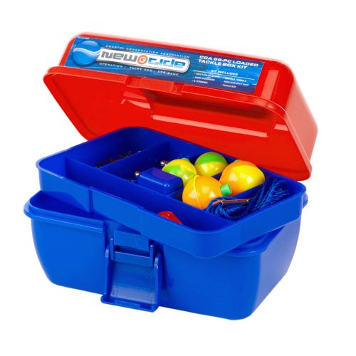 CCA New Tide Tackle Box - view number 2
