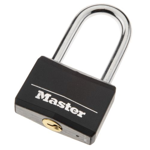 Master Lock® Covered Solid Body Padlock