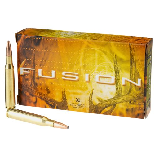 Federal® Fusion® .270 Winchester 150-Grain Rifle Ammunition