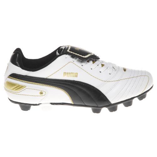 PUMA Kids' Esito Finale Hard Ground Soccer Cleats