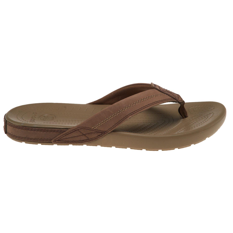 Crocs  Men s Yukon Flip Flops
