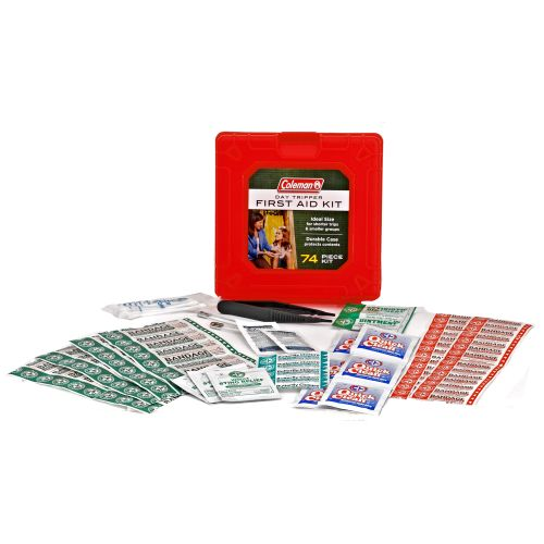 Coleman® Day Tripper 74-piece First Aid Kit
