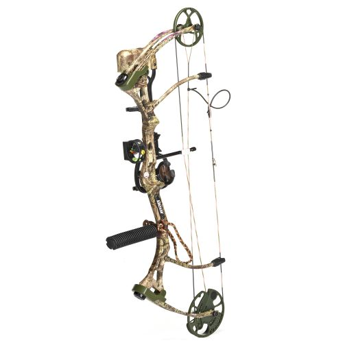 Bear Archery Home Wrecker Ready-to-Hunt Compound Bow Package