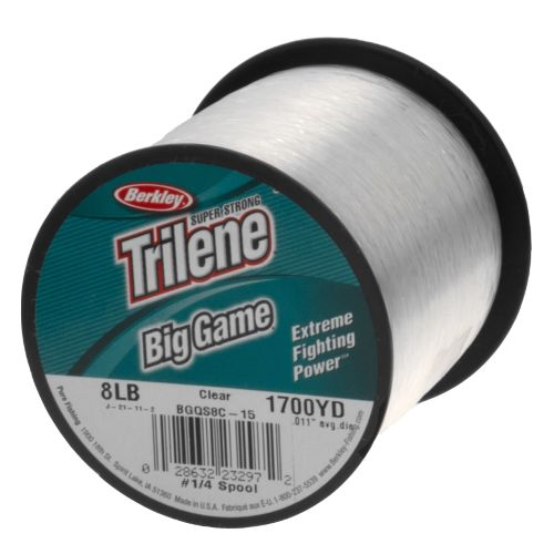 Berkley® Trilene® Big Game® 8 lb. - 1,700 yards Monofilament Fishing Line