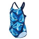 Nike Women's Team Jagged 7 Swimsuit