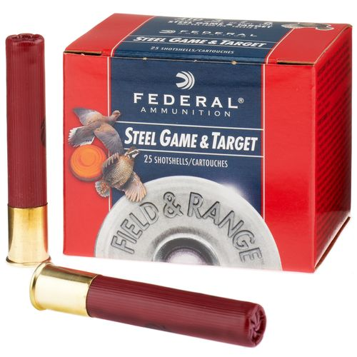 Federal Premium® Ammunition Steel Game and Target .410 Gauge Shotshells