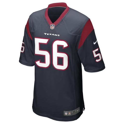 Nike Men's Houston Texans Brian Cushing #56 Game Jersey