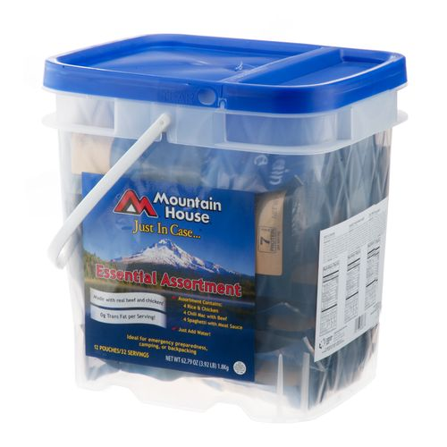 Mountain House® Essential Assortment Bucket