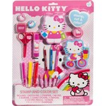 Hello Kitty Stamp and Color Activity Set