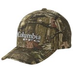 Columbia Sportswear Performance Fishing Gear Camo Ball Cap