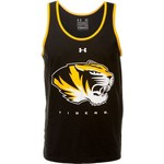 Under Armour® Men's University of Missouri Charged Cotton Tank Top