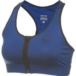 Nike Women's Pro Zip Front Sports Bra
