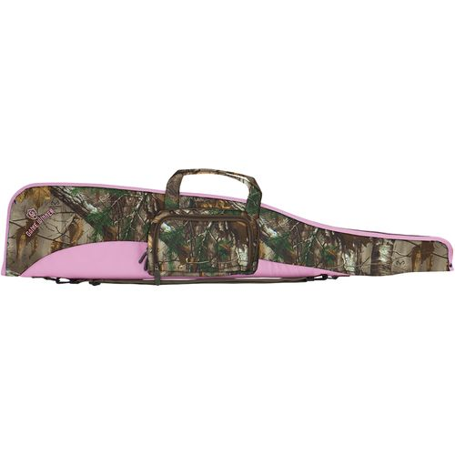 Game Winner  Pink Camo 46  Rifle Case
