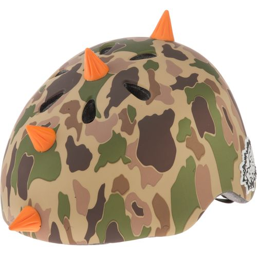 Krash Kids  Commando Short Spikes Helmet