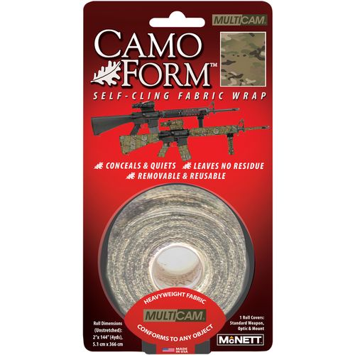 Camo Form Heavy-Duty MultiCam Camo Wrap