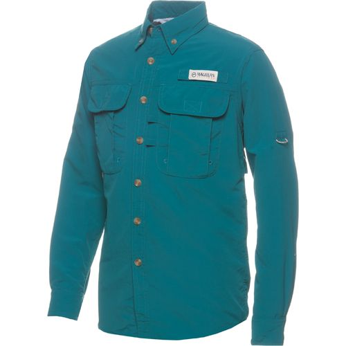 Image for magellan outdoors boys 39 fish gear laguna madre for Magellan fishing shirts