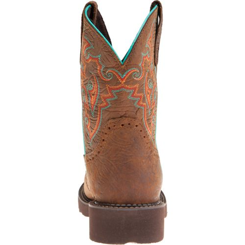 Justin Women's Gypsy® Barnwood Cowhide Western Boots - view number 4