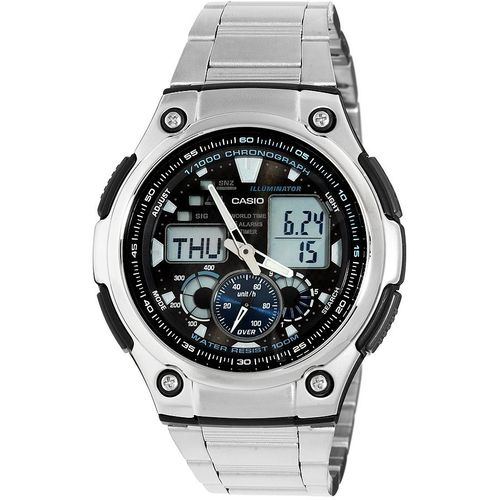 Display product reviews for Casio Men's Multitask Gear Sports Watch