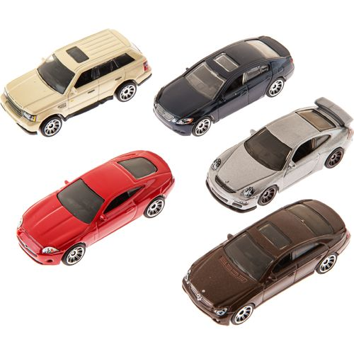 Mattel Matchbox Cars Assortment 5-Pack