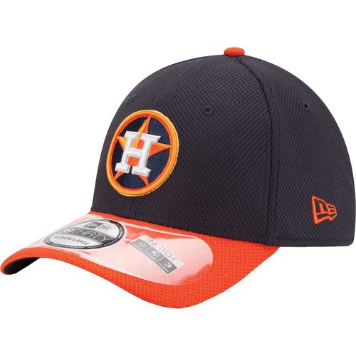 New Era Men's Houston Astros DE 39THIRTY Reverse 2-Tone Cap