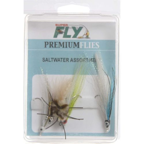 Superfly™ Premium Saltwater Flies 5-Pack