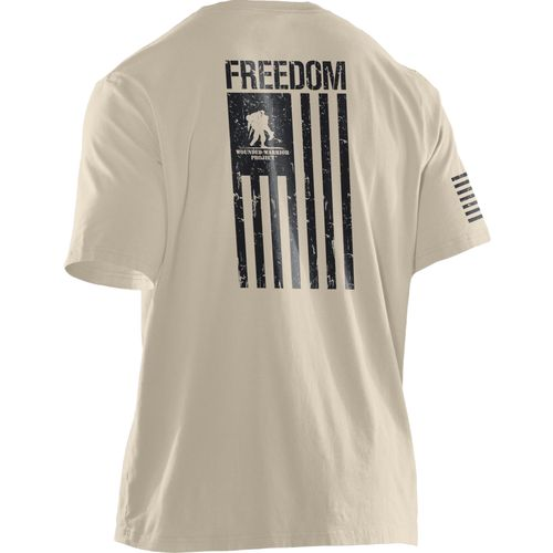wounded warrior project t shirts Compare 13 wounded warrior project clothing products in clothes at shopcom, including under armour freedom eagle t-shirt for men - true gray heather - 2xl, under.