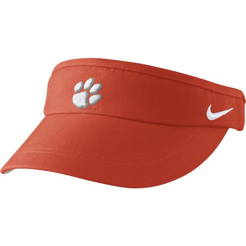 Nike™ Men's Clemson University Sideline Dri-FIT Visor
