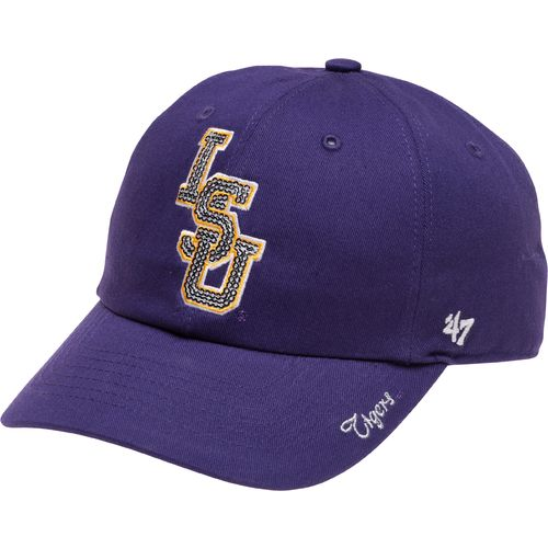 '47 Women's Louisiana State University Sparkle Team Color Cap