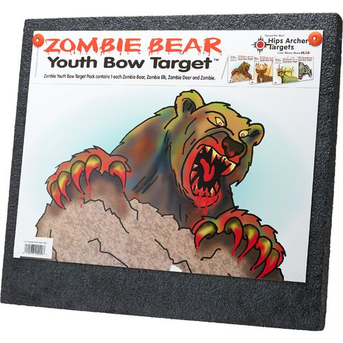 Display product reviews for Hips ZOMBIE Youth Bow Archery Target