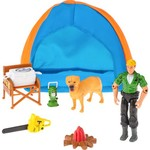 Tree House Kids Imagination Adventure Series Deluxe Camping Set