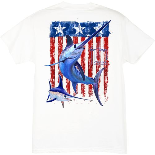 Guy Harvey Kids  Swordfish Flag T-Shirt